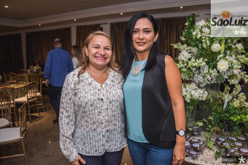 Elenita Castro e Fatima Lima