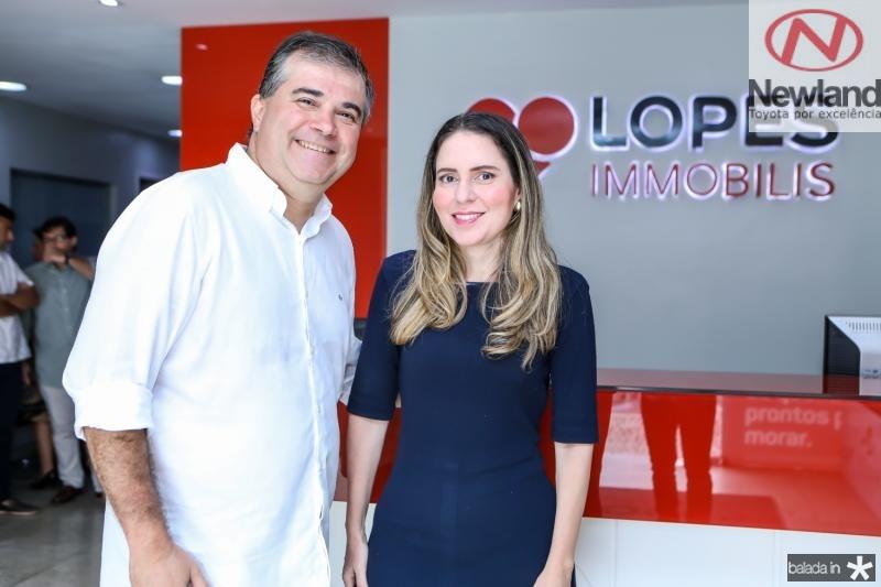 Ricardo Bezerra e Agueda Muniz