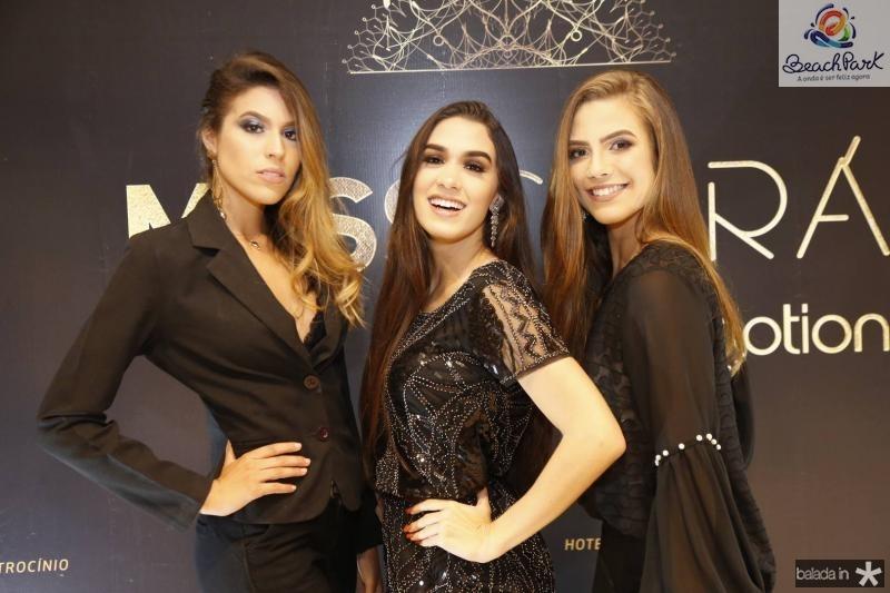 Tabata Santos, Nicole Dias e Livia Bizarria 1