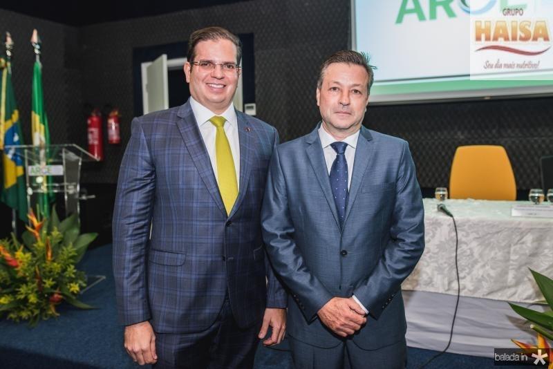 Andre Pepitone e Fernando Alfredo Franco