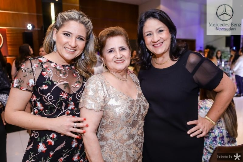 Patriciana, Auricelia e Rosilandia Queiros