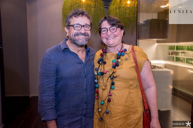 Mario Wilson e Erminia Lopes