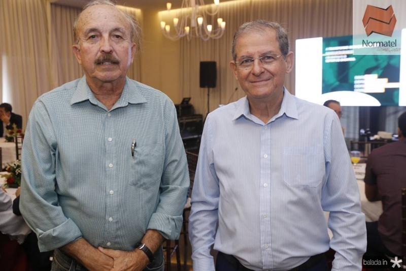 Paulo Guerra e Pedro Carlos