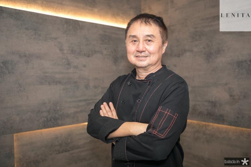 Chef Elcio Nagano