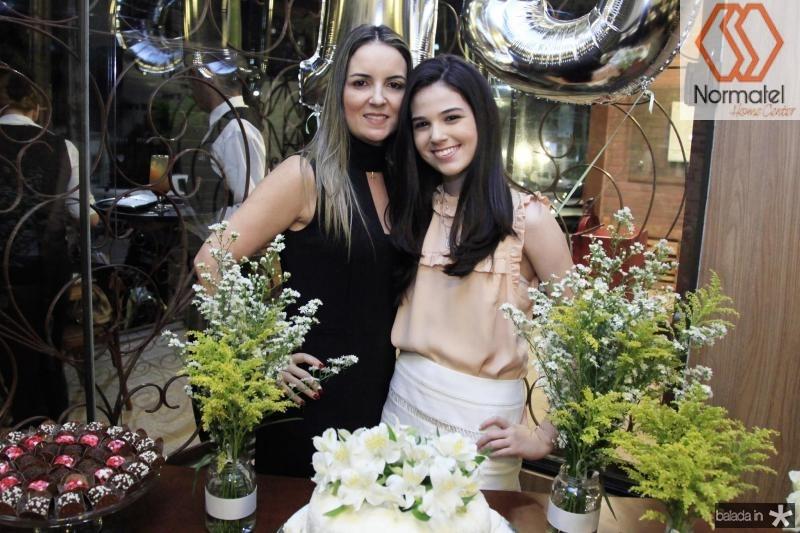 Raquel e Beatrice Vasconcelos