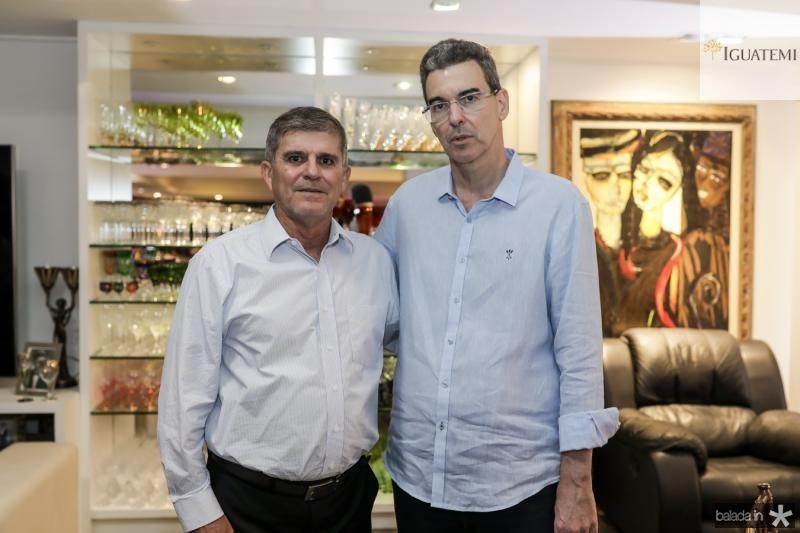 Guilherme Teofilo e Geraldo Luciano