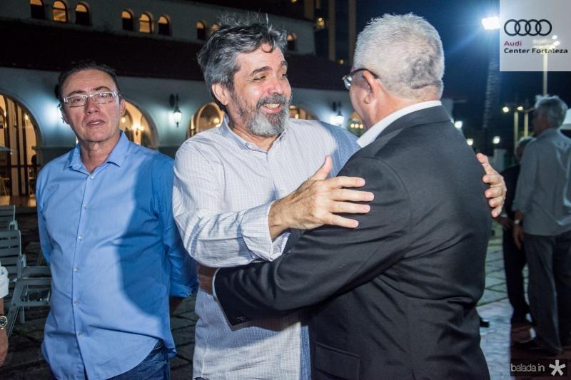 Totonho Laprovitera e Alcimor Rocha