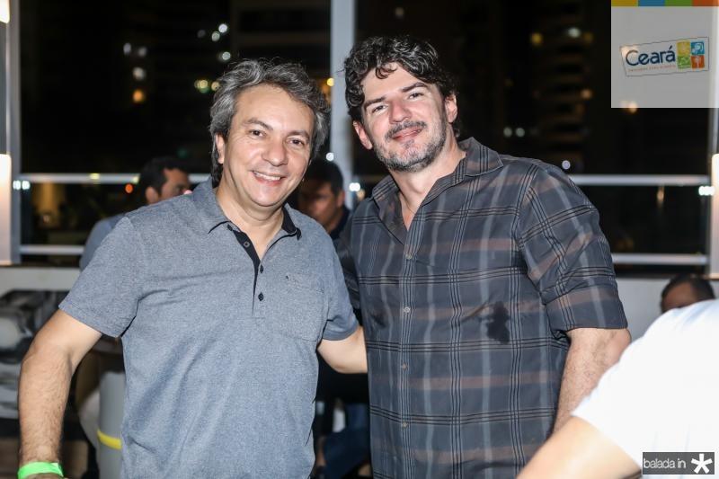 Tulios Freitas e Fabio Fernandes