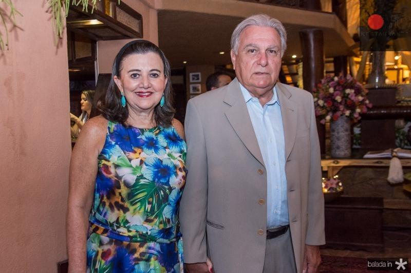 Silvia e Armando Campos