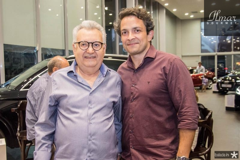Marcondes Viana e Rodrigo Viriatto