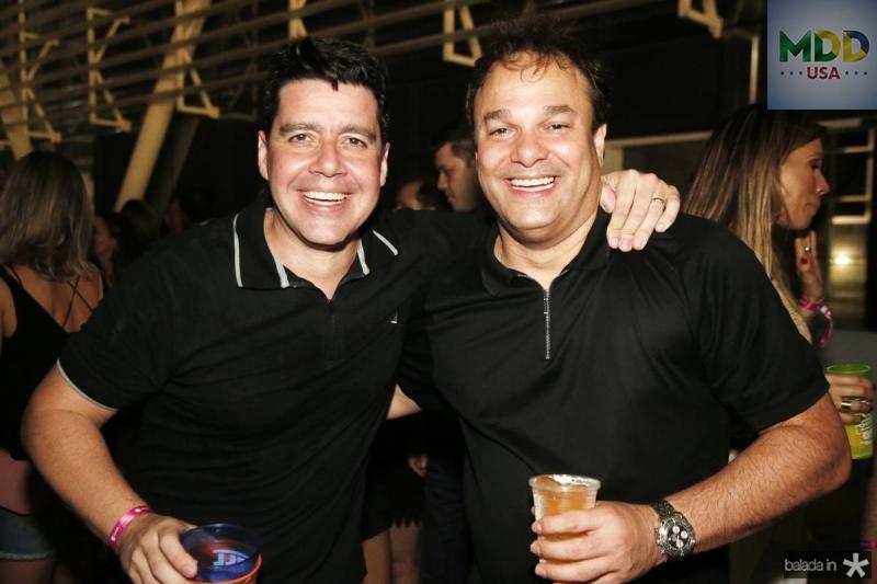 Rafael Bezerril e Enio Cabral