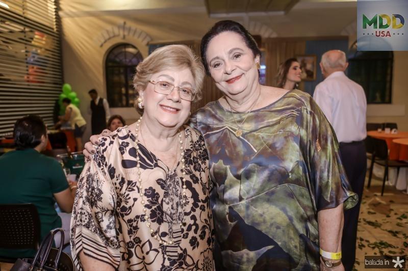 Vera Castro e Claudia Leal