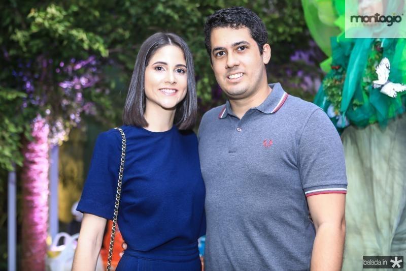Manoela e Artur Bezerra