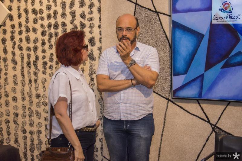 Jaqueline e Adriano Fiuza