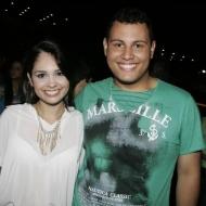 Larissa Rodrigues e Lucas Marcelino
