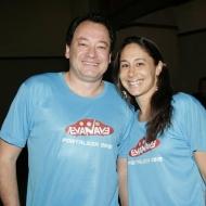 Pedro e Larissa Coelho