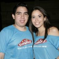 Luis Carlos e Raquel Umbelino