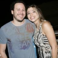 Paulinho Carvalho e Ana Carolina