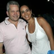 Bira Borges e Debora Luz