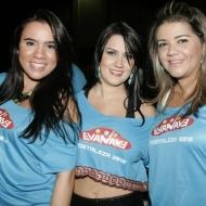 Isabel Nobre, Vanessa Facanha e Karla Patricia