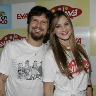 Saulo Fernandes e Larissa Banevides