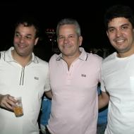 Enio Cabral, Bira Borges e Vitor Sergio
