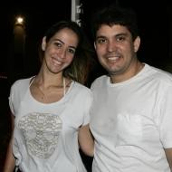 Raquel Queiroz e Vitor Sergio