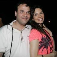 Enio e Renata Cabral
