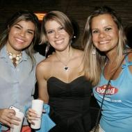Kyane Lima, Raquel Cabral e Thaisa Santos