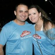 Thiago Carvalho e Larisse Maria