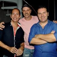 Miquele, Luis e Iuri
