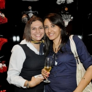 Rebeca Moreira e Graziele Cosmo