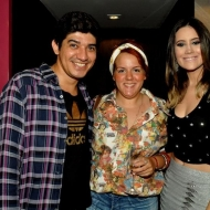 F�bio Xavier, Raissa Maciel e Karla Viana