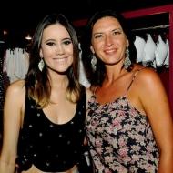 Karla Viana e Lili Barbante