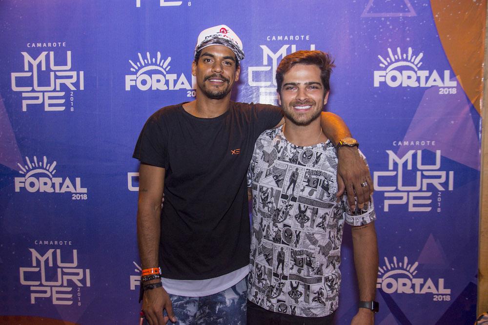 Marcelo Melo e Bernerdo Mesquita