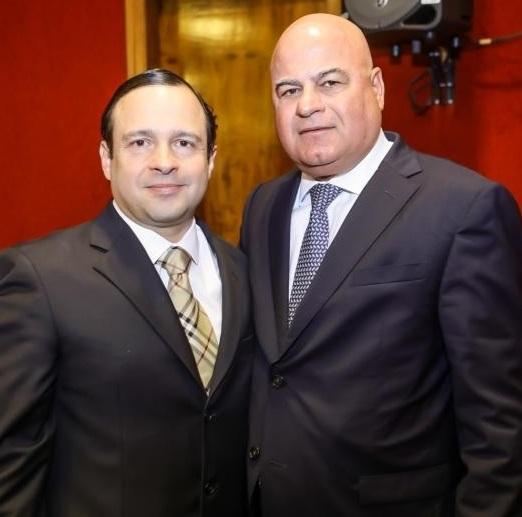 Igor Barroso e Luciano Cavalcante Filho