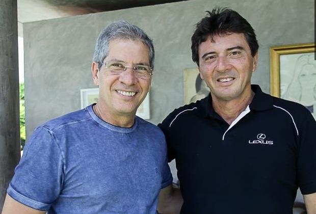 Severino Ramalho Neto e Luiz Teixeira