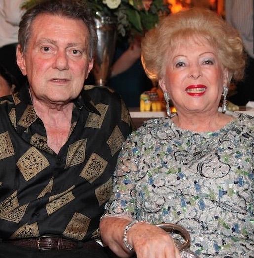 Airton e D. Yolanda Queiroz