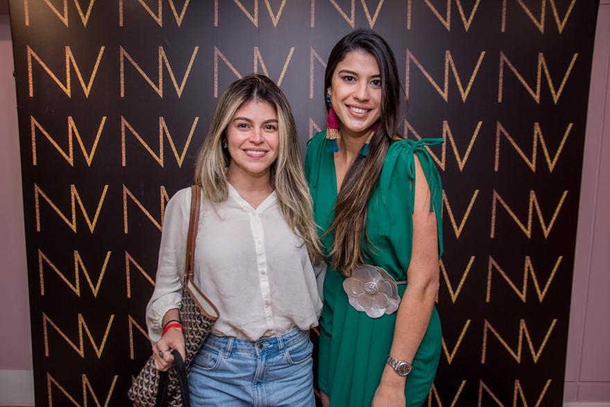 Bruna Nogueira e Manoela Pimenta