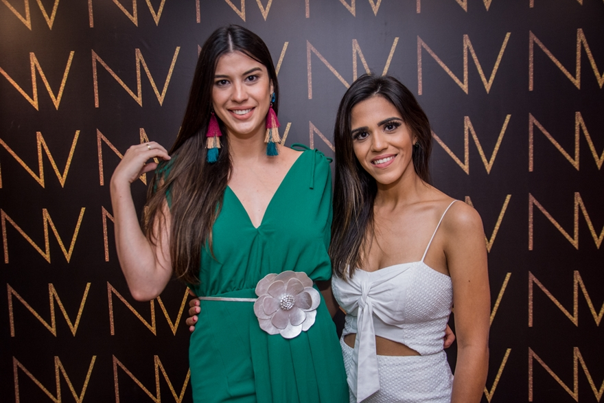 Manoela Pimenta e Gisa Sousa