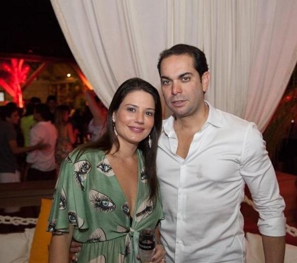Renata e Cláudio Vale