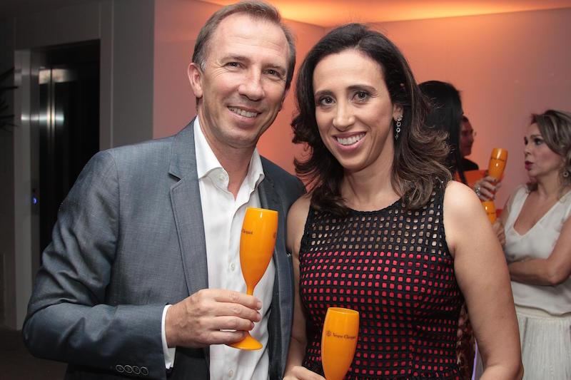 Philippe e Elen Godefroit