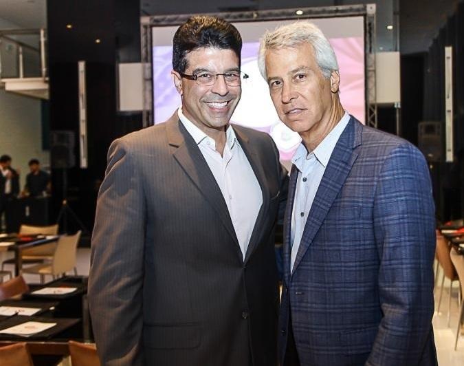 Ronaldo Otoch e David Eisner