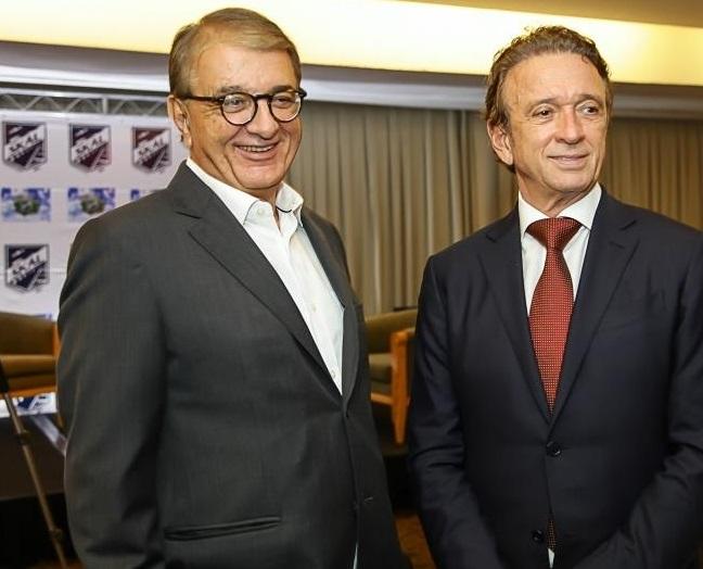 Arialdo Pinho e Erivaldo Arrais