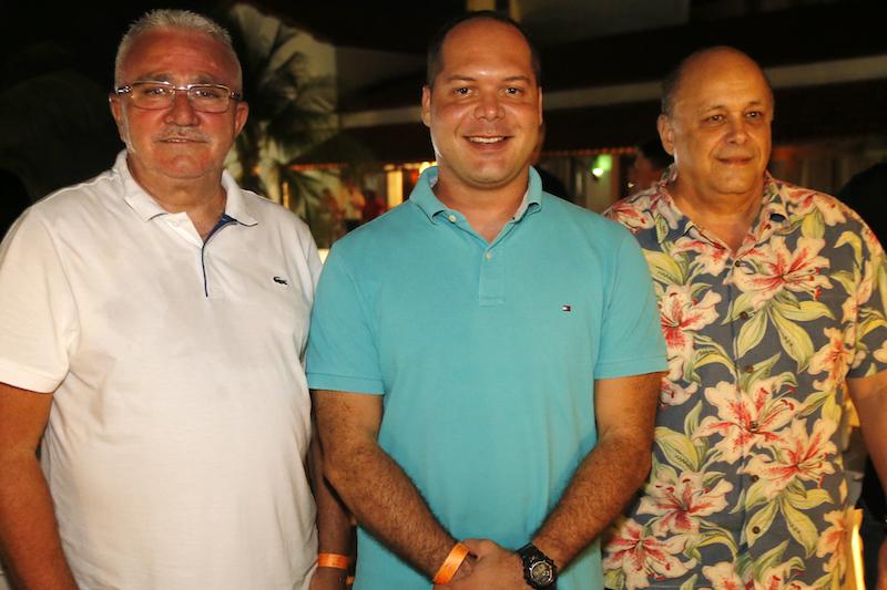 Alcimor Rocha, Heitor Freire, Philomeno Jr.