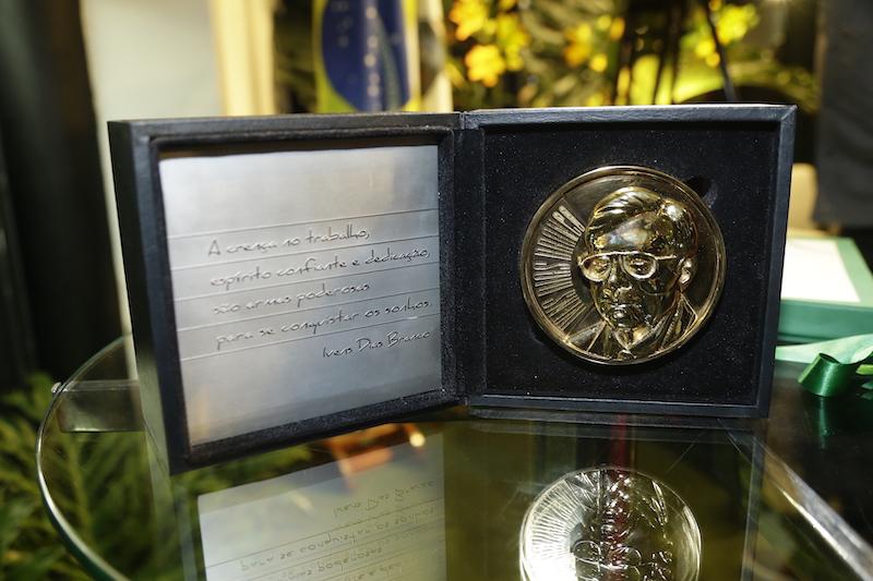 Medalha Ivens Dias Branco
