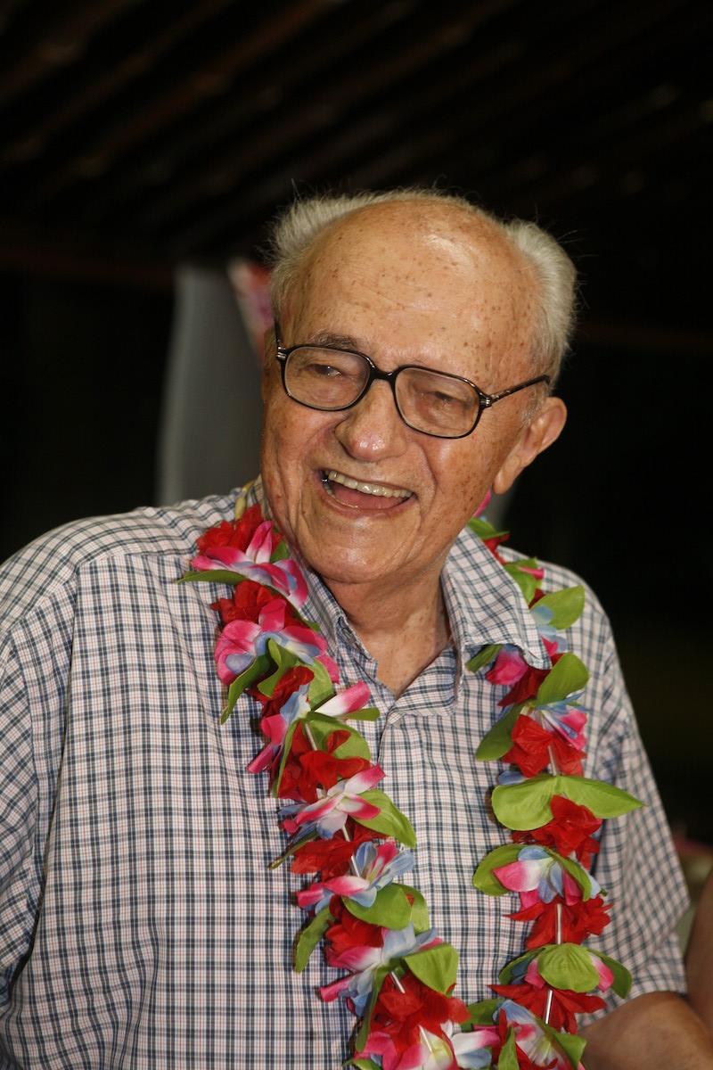 aos 90 anos