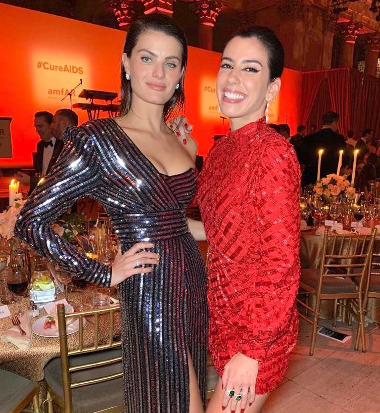 Isabeli Fontana e Camila Coutinho