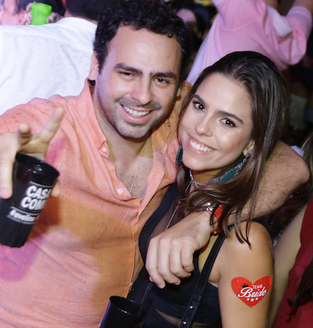 Rodrigo e Alice Diniz