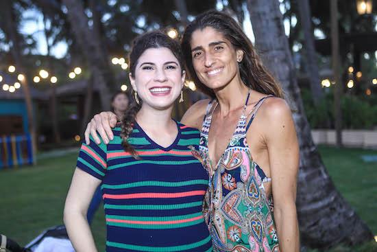 Tatiana Camigauchi e Luciana Adriano